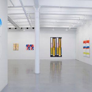 Bernard Piffaretti @Lisson Gallery 10th Ave, New York  - GalleriesNow.net