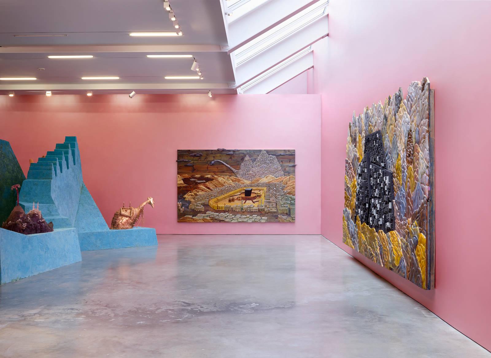 Lisson Gallery Wael Shawky 1