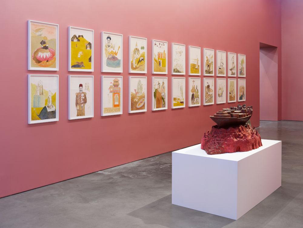 Lisson Gallery Wael Shawky 8