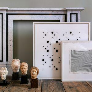 Bridget Riley: Lines of Enquiry @Lyndsey Ingram, London  - GalleriesNow.net