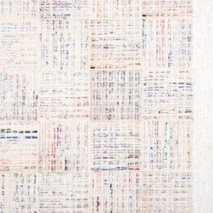 McArthur Binion @Massimo De Carlo, London  - GalleriesNow.net