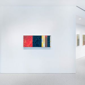 William T. Williams: Recent Paintings @Michael Rosenfeld Gallery, New York  - GalleriesNow.net