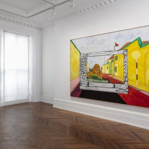 Peter Doig, Paintings @Michael Werner Gallery, Mayfair, London  - GalleriesNow.net
