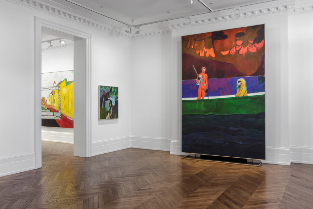 Michael Werner London Peter Doig 4