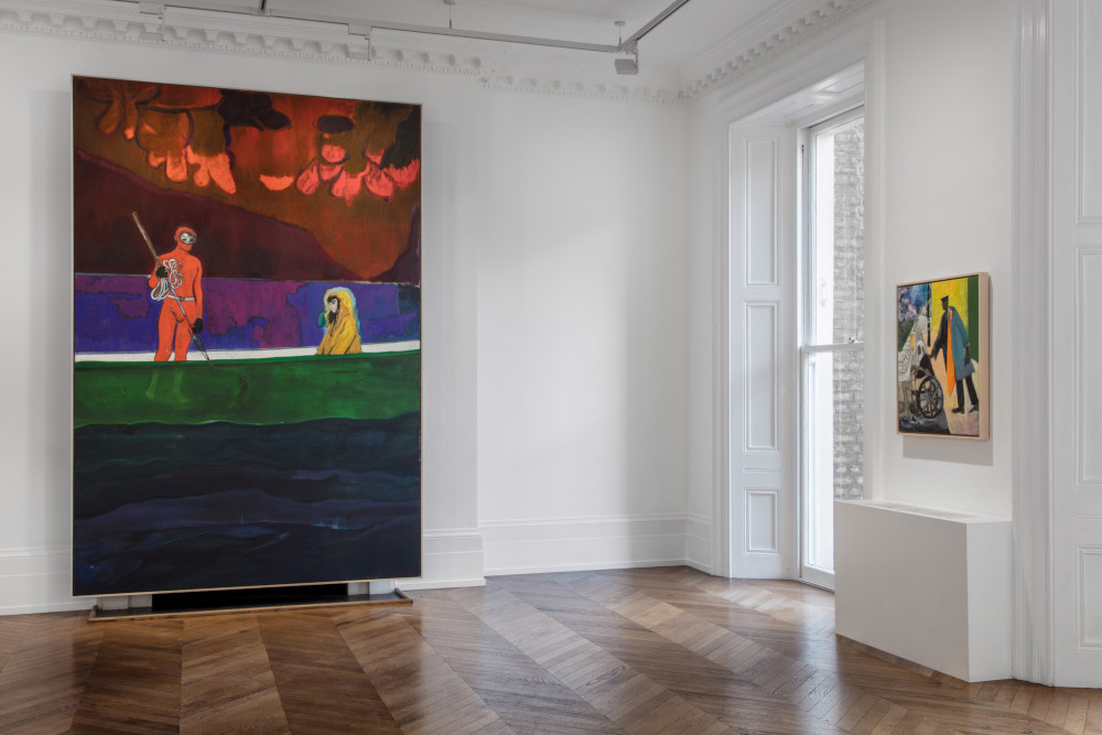 Michael Werner London Peter Doig 5
