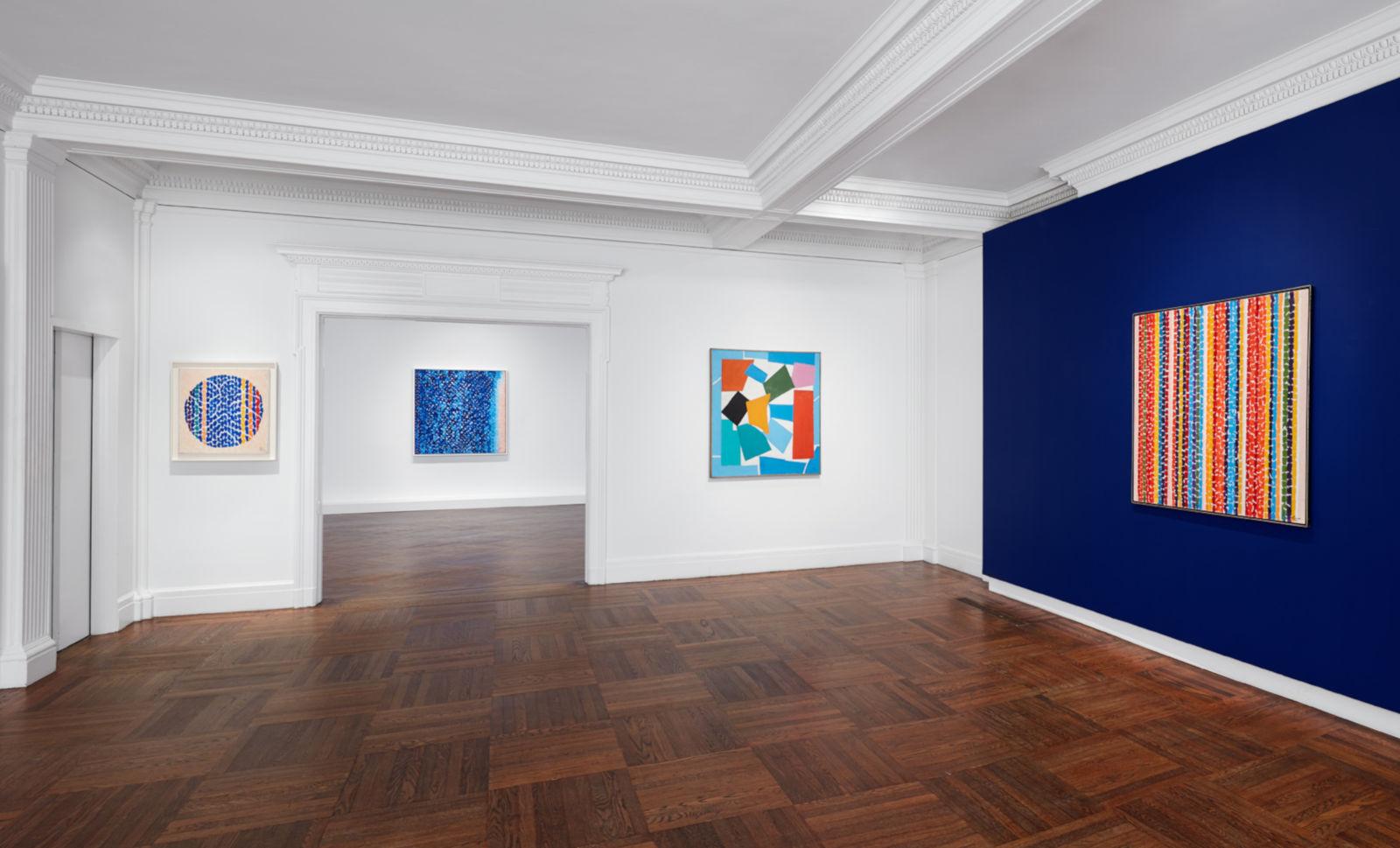 Mnuchin Gallery Alma Thomas 1