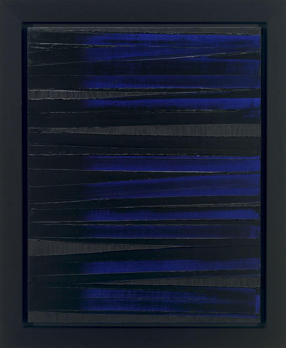 Peinture 130 x 102 cm, 27 août 1986