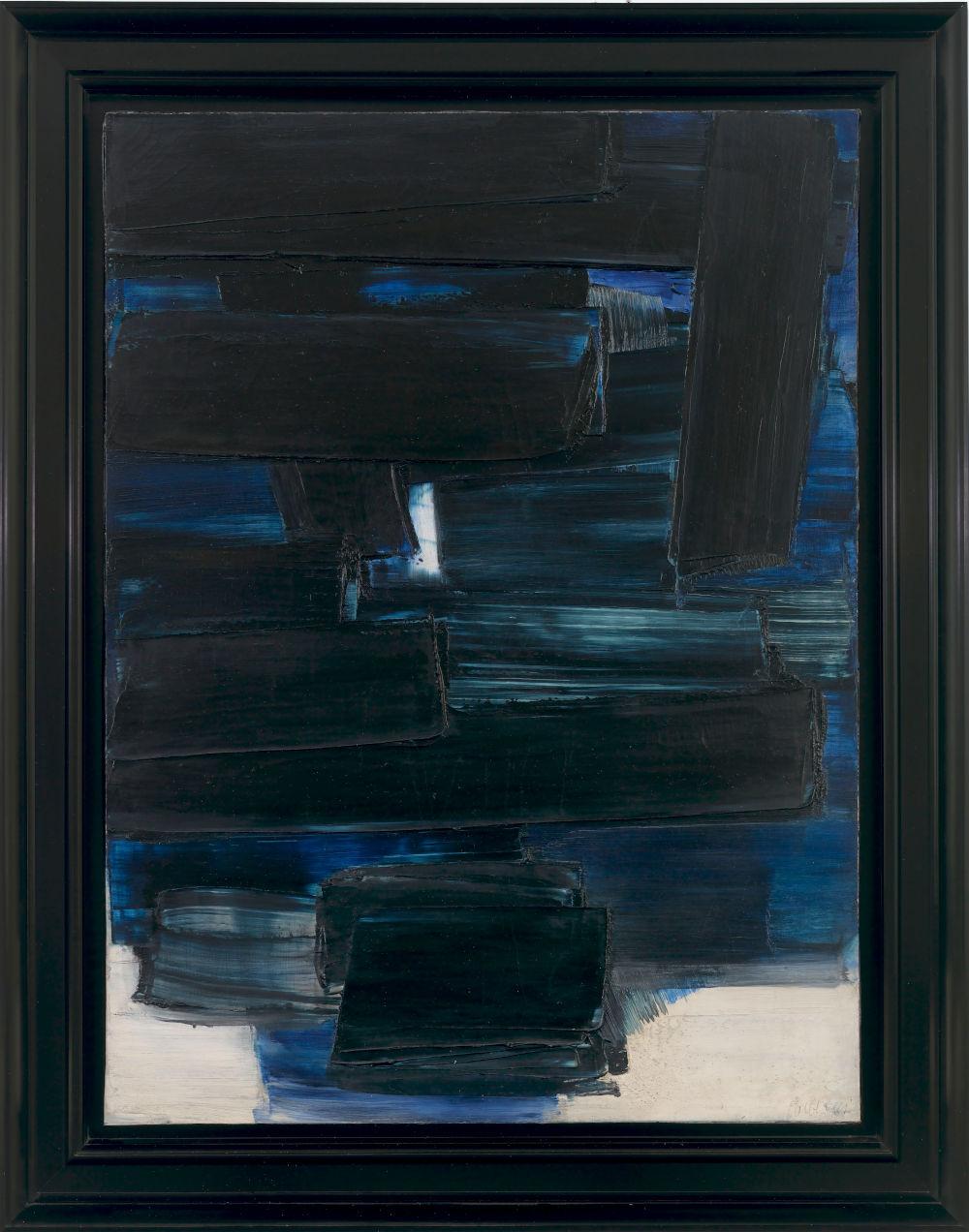 Peinture 130 x 97 cm, 5 mai 1959