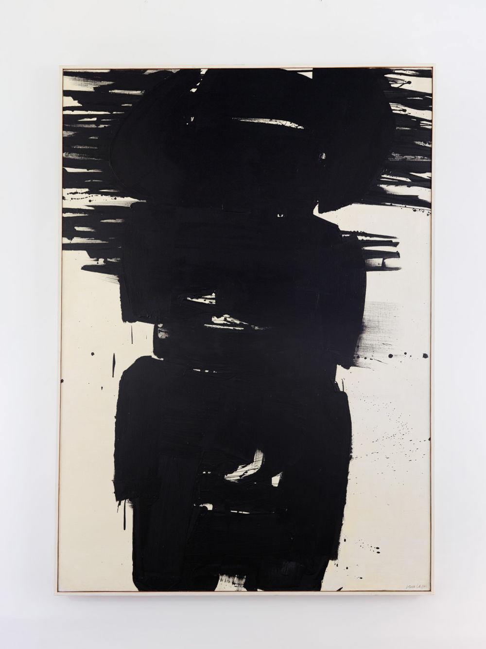 Peinture 202 x 143 cm, 29 septembre 1967