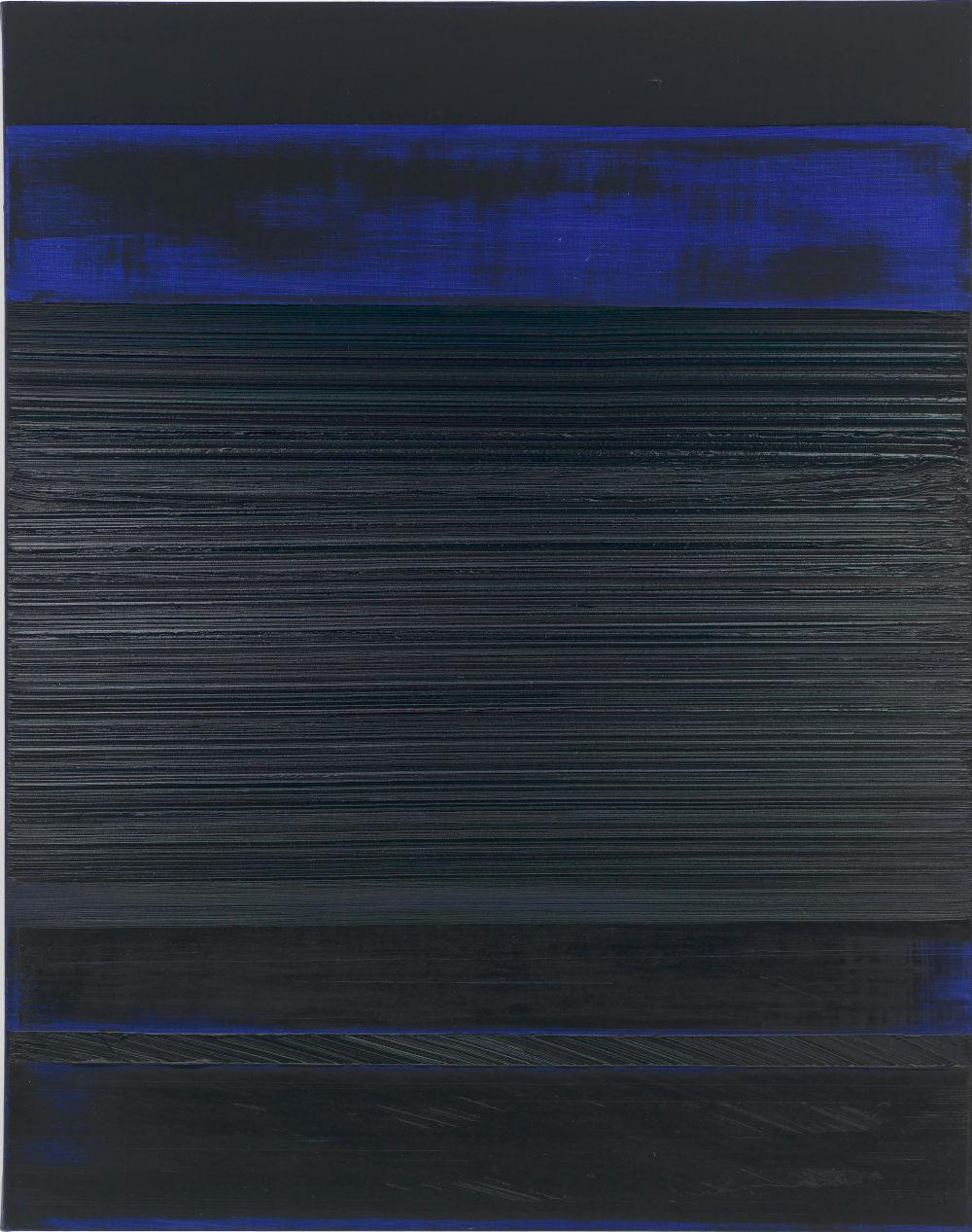 Peinture 92 x 73 cm, 27 février 1989