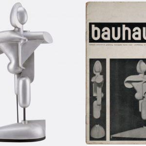 Oskar Schlemmer: Kunstfigur @Galerie Thaddaeus Ropac, London  - GalleriesNow.net