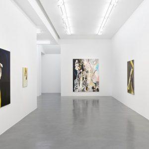 Clare Woods: Doublethink @Simon Lee London, London  - GalleriesNow.net