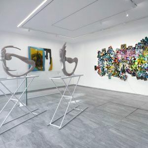 Été indien @kamel mennour, avenue Matignon, Paris  - GalleriesNow.net