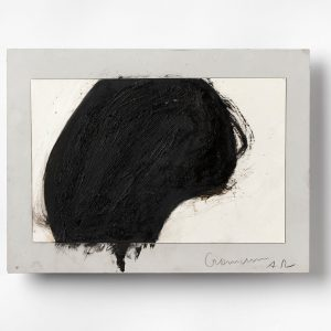 Arnulf Rainer: Recouvrements @Galerie Lelong & Co., Paris  - GalleriesNow.net