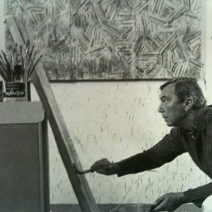 Jasper Johns: Crosshatch @Craig F. Starr Gallery, New York  - GalleriesNow.net