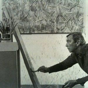 Jasper Johns: Crosshatch @Craig F. Starr Gallery, New York  - GalleriesNow.net