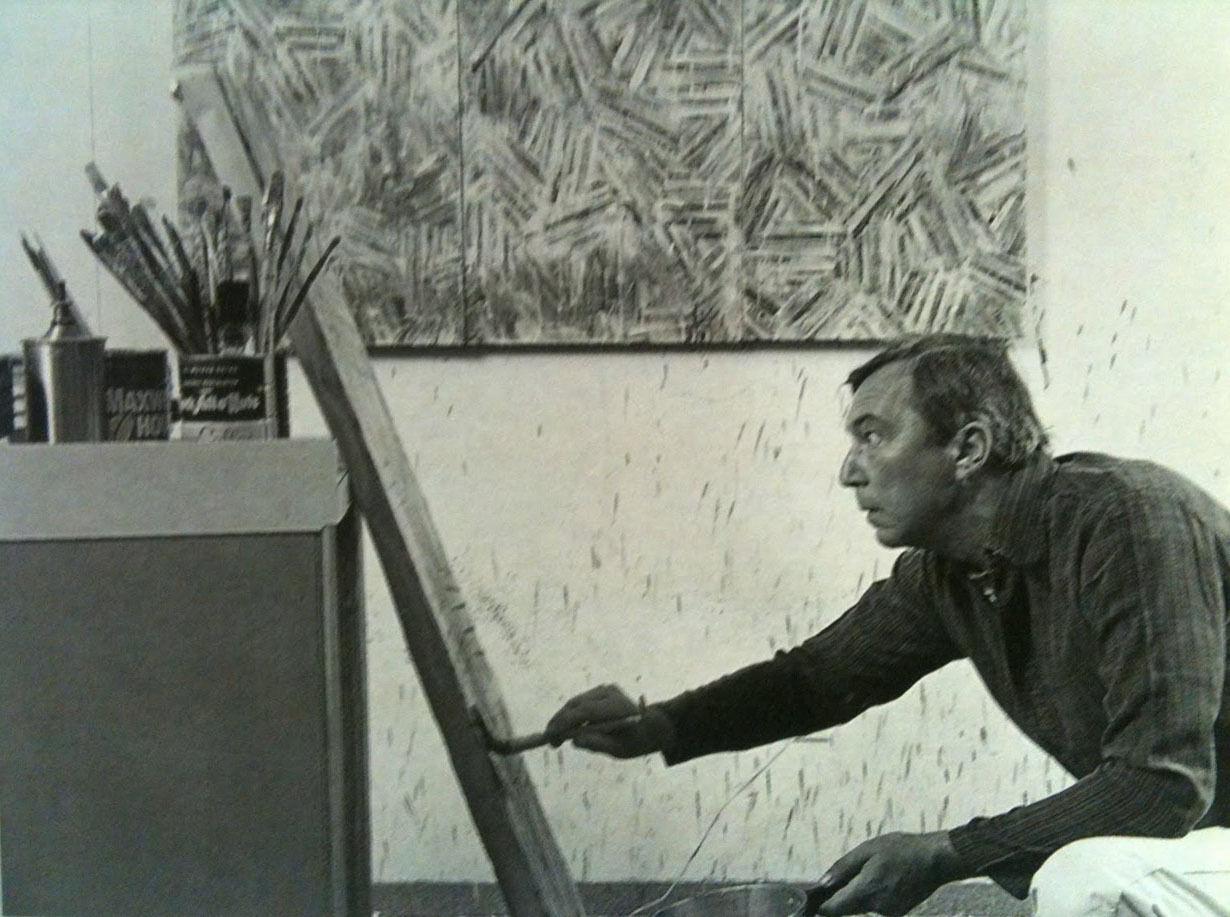 Craig F Starr Jasper Johns