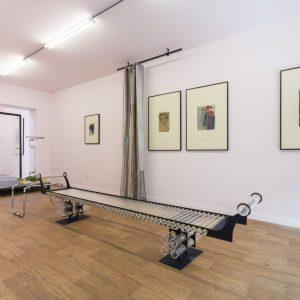 Than Hussein Clark. The Paintings of Selma Vaz Dias @Damien & The Love Guru, Brussels  - GalleriesNow.net