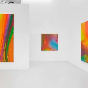 Anthe Zacharias: Shaken, Not Stirred: 1970s Color Abstraction @David Richard Gallery, New York  - GalleriesNow.net
