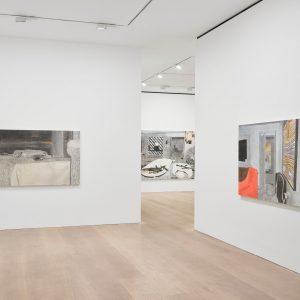 Nate Lowman: October 1, 2017 @David Zwirner, London  - GalleriesNow.net