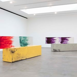 Sterling Ruby: ACTS + TABLE @Gagosian Britannia St, London  - GalleriesNow.net