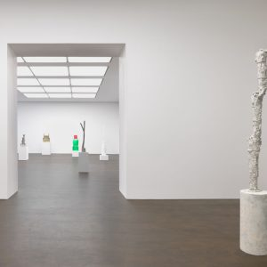 Cy Twombly: Sculpture @Gagosian Grosvenor Hill, London  - GalleriesNow.net