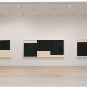 Richard Serra: Triptychs and Diptychs @Gagosian Madison Avenue, New York  - GalleriesNow.net