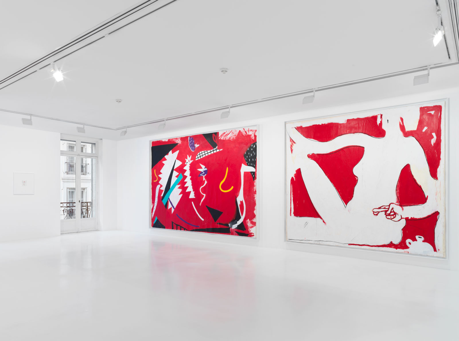 Gagosian Paris Spencer Sweeney 1