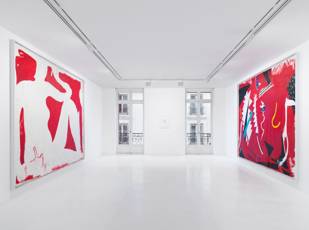 Gagosian Paris Spencer Sweeney 2