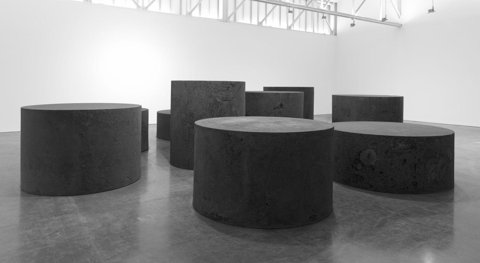 Gagosian West 24 Richard Serra
