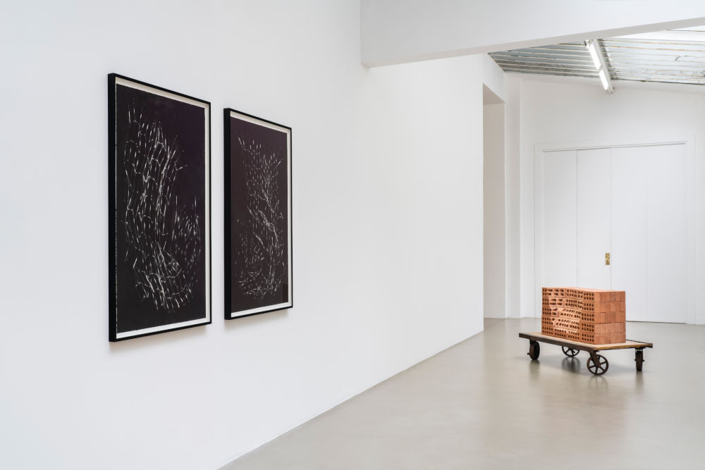 Galerie Chantal Crousel Mona Hatoum 5