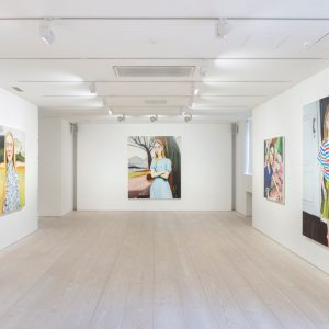 Jenni Hiltunen: Three Voices @Galerie Forsblom, Helsinki  - GalleriesNow.net