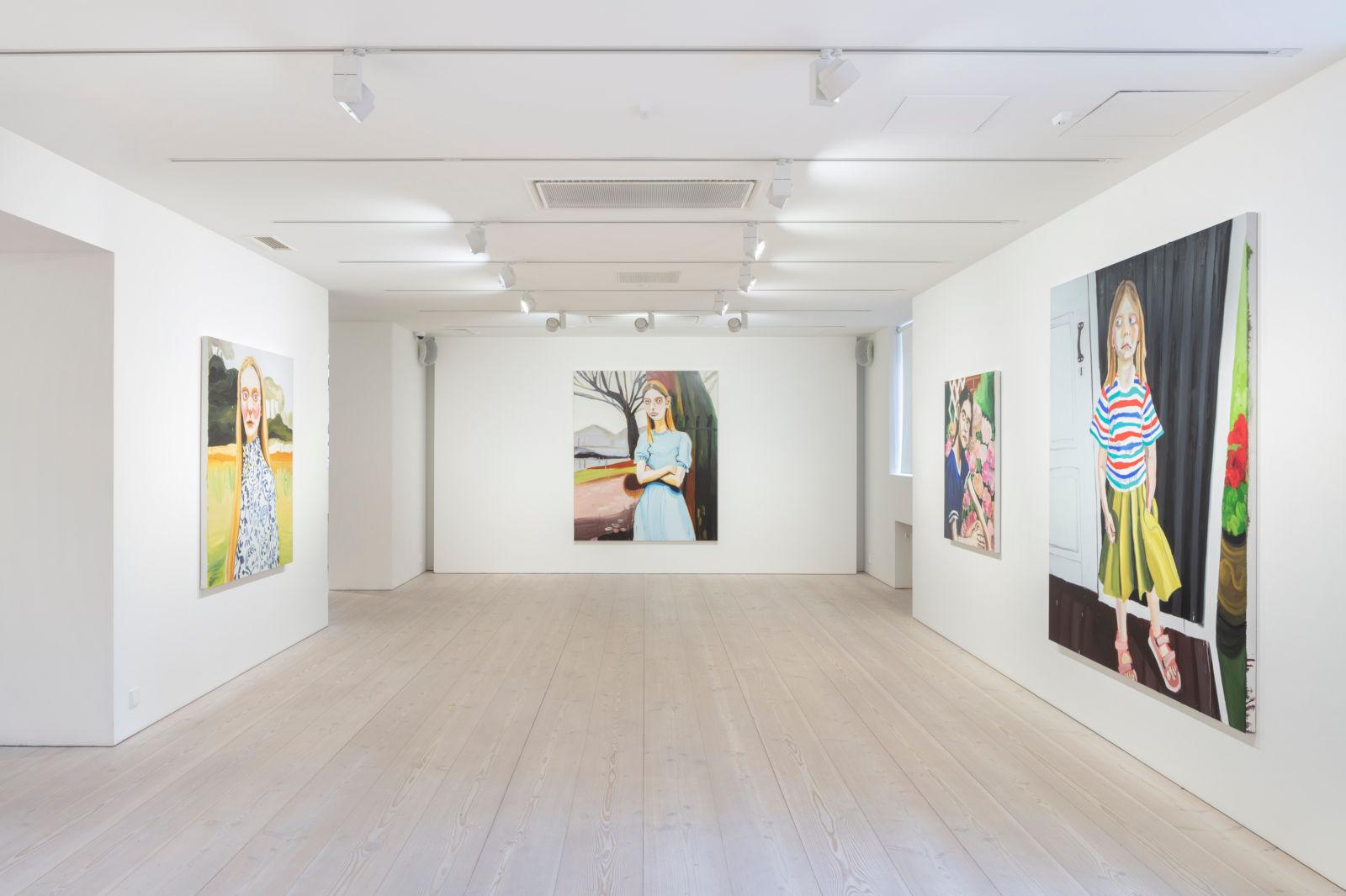 Galerie Forsblom Jenni Hiltunen 1