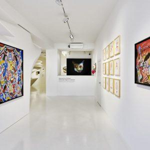 Expressions d'Afrique - Inside Jean Pigozzi's Collection @Galerie Gmurzynska Zürich, Paradeplatz, Zürich  - GalleriesNow.net