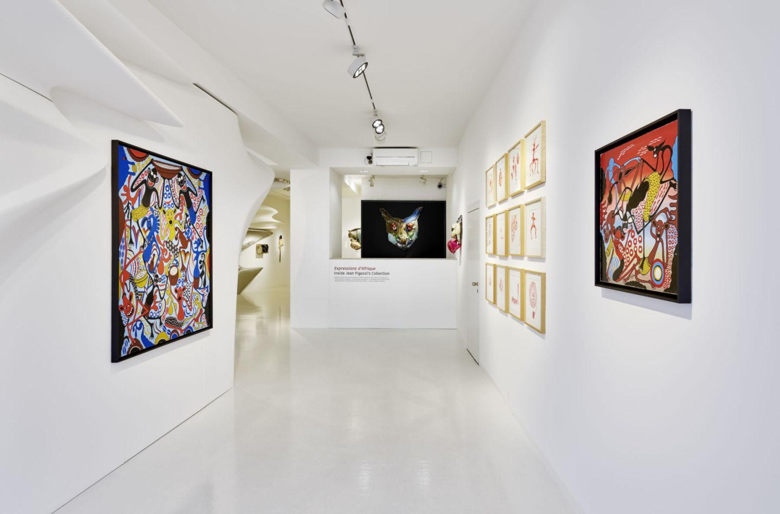 Galerie Gmurzynska Inside Jean Pigozzis Collection Paradeplatz 1