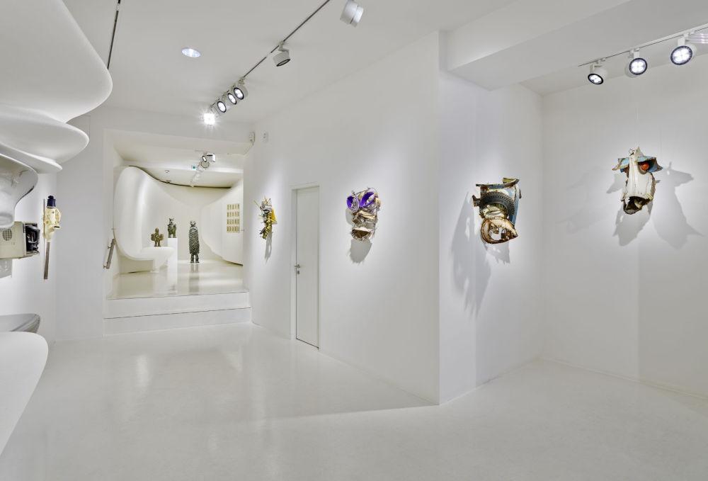 Galerie Gmurzynska Inside Jean Pigozzis Collection Paradeplatz 2