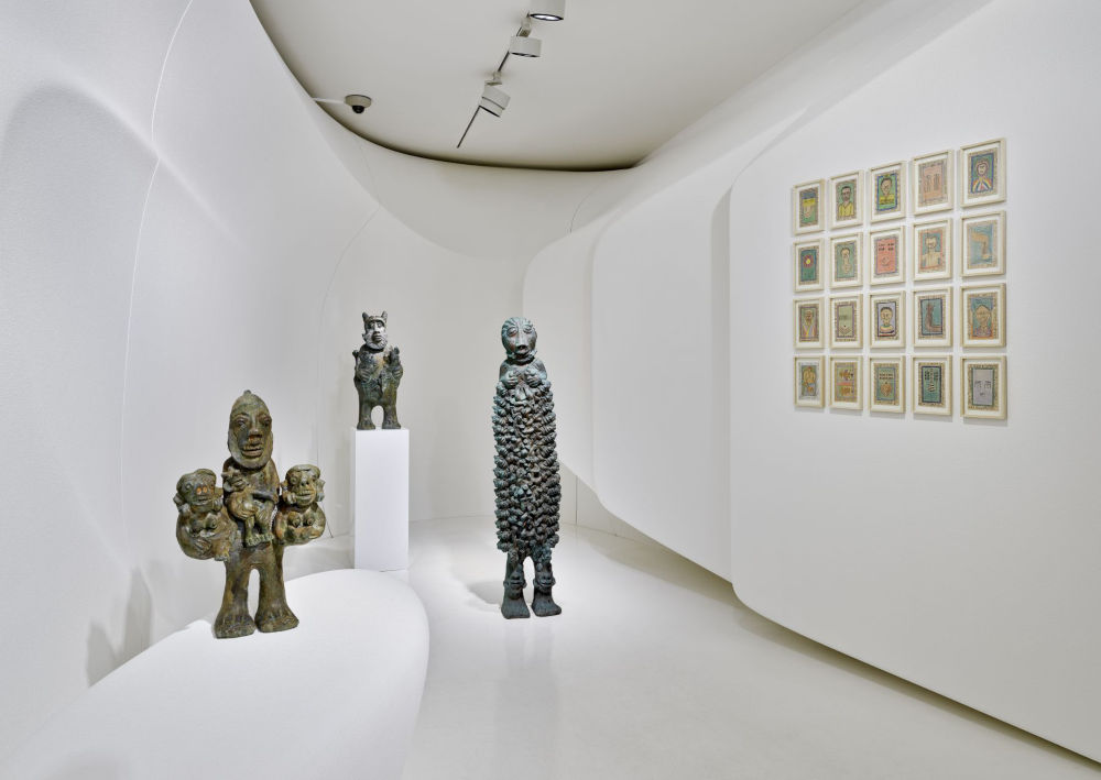 Galerie Gmurzynska Inside Jean Pigozzis Collection Paradeplatz 3