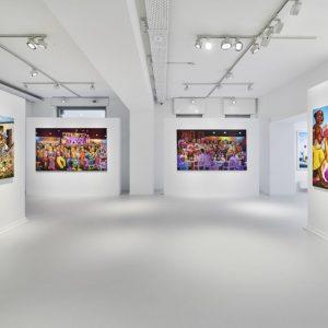 Expressions d'Afrique - Inside Jean Pigozzi's Collection @Galerie Gmurzynska Zürich, Talstrasse, Zürich  - GalleriesNow.net
