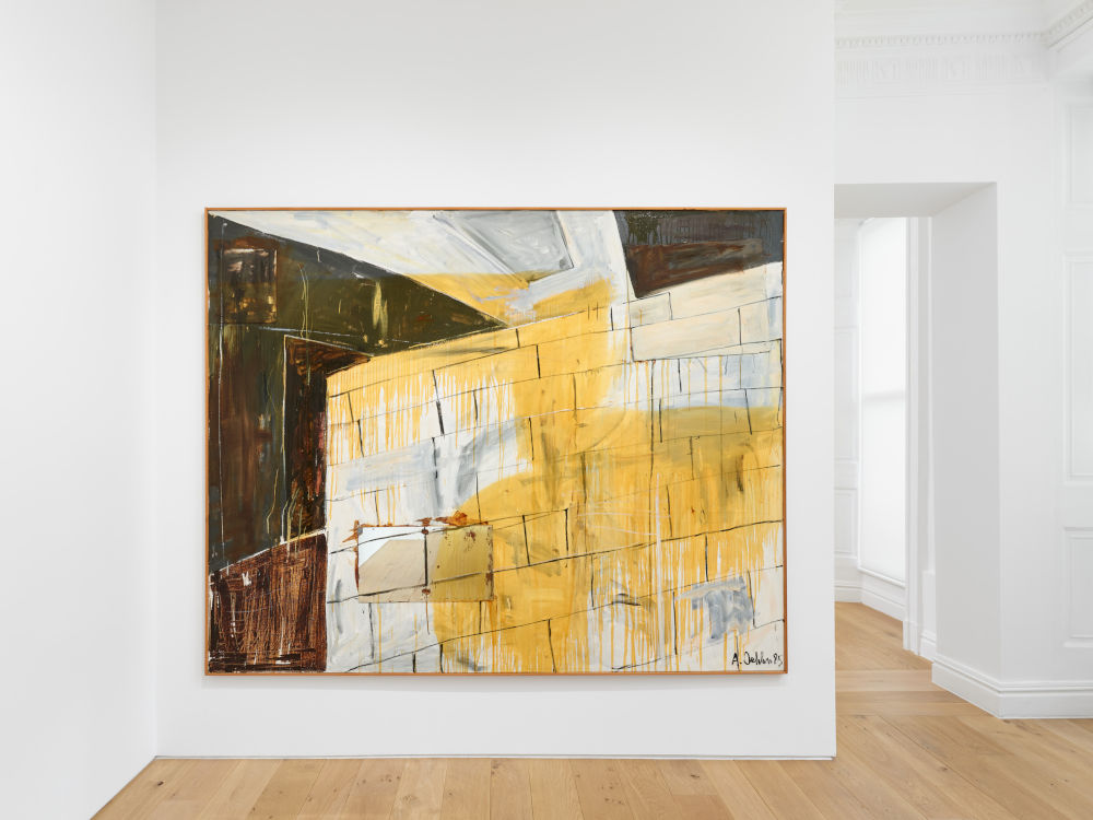 Galerie Max Hetzler Albert Oehlen 4