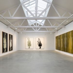 Georg Baselitz: Time @Galerie Thaddaeus Ropac, Pantin, Paris  - GalleriesNow.net
