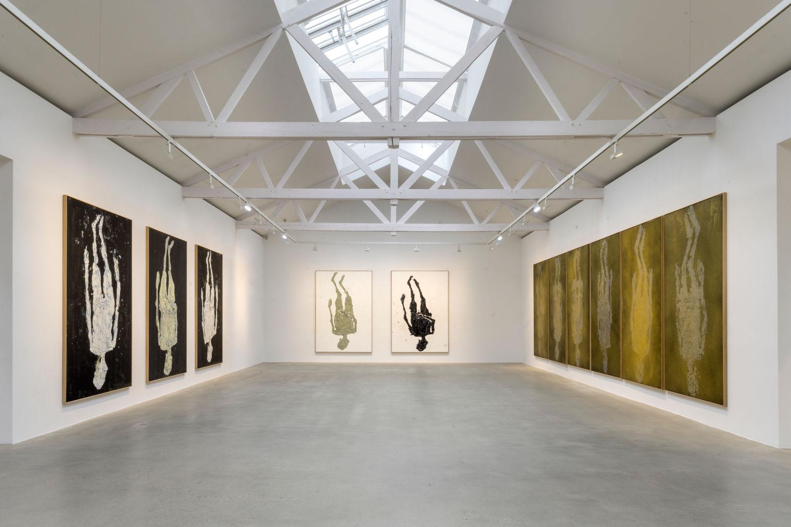 Galerie Thaddaeus Ropac Pantin Georg Baselitz 1