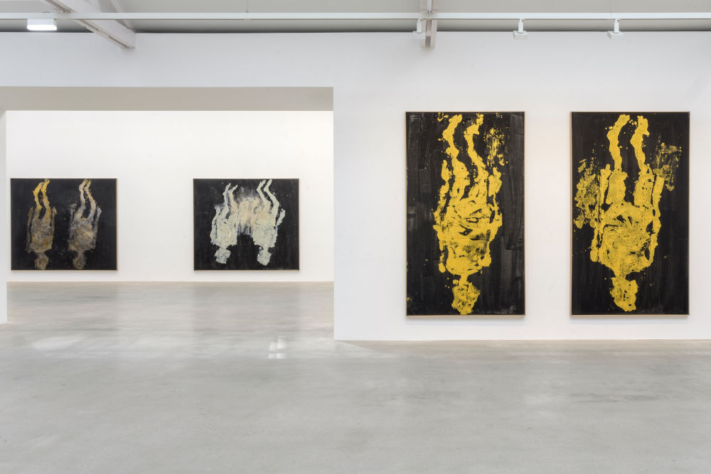 Galerie Thaddaeus Ropac Pantin Georg Baselitz 6