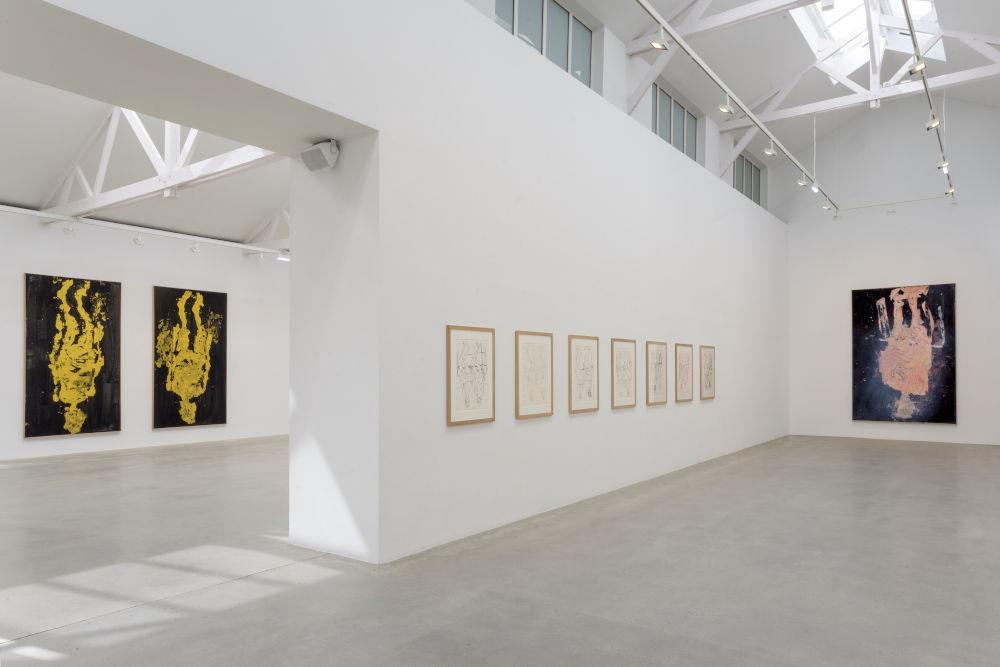 Galerie Thaddaeus Ropac Pantin Georg Baselitz 7