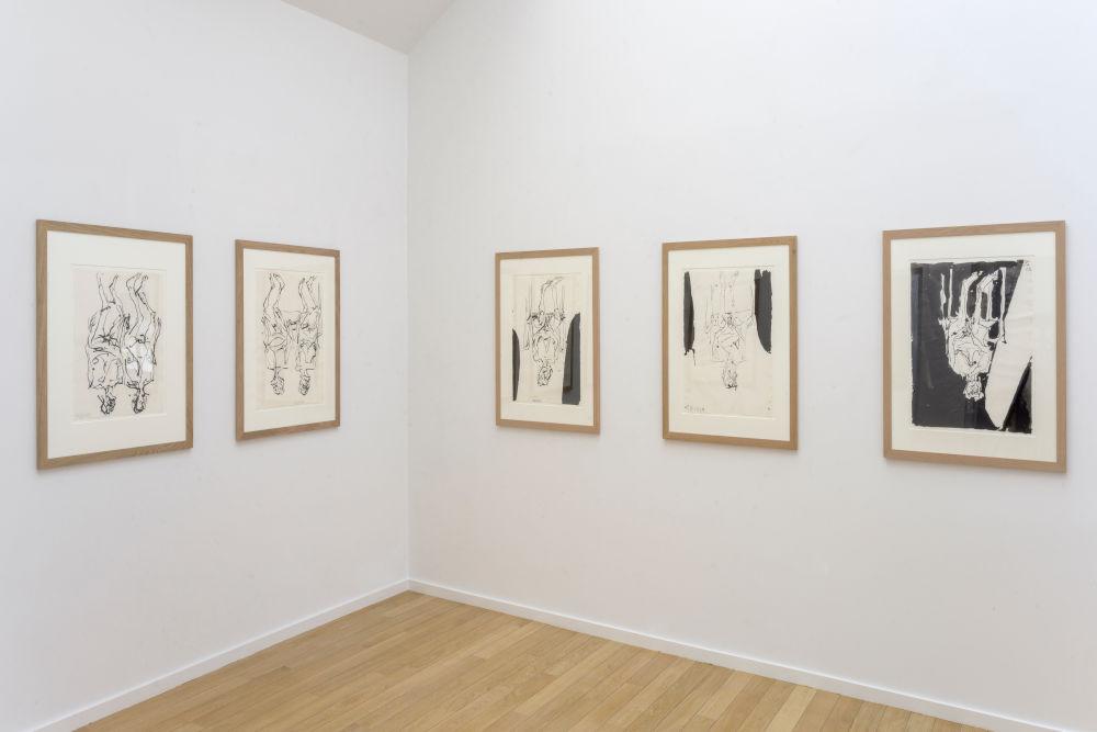 Galerie Thaddaeus Ropac Pantin Georg Baselitz 8