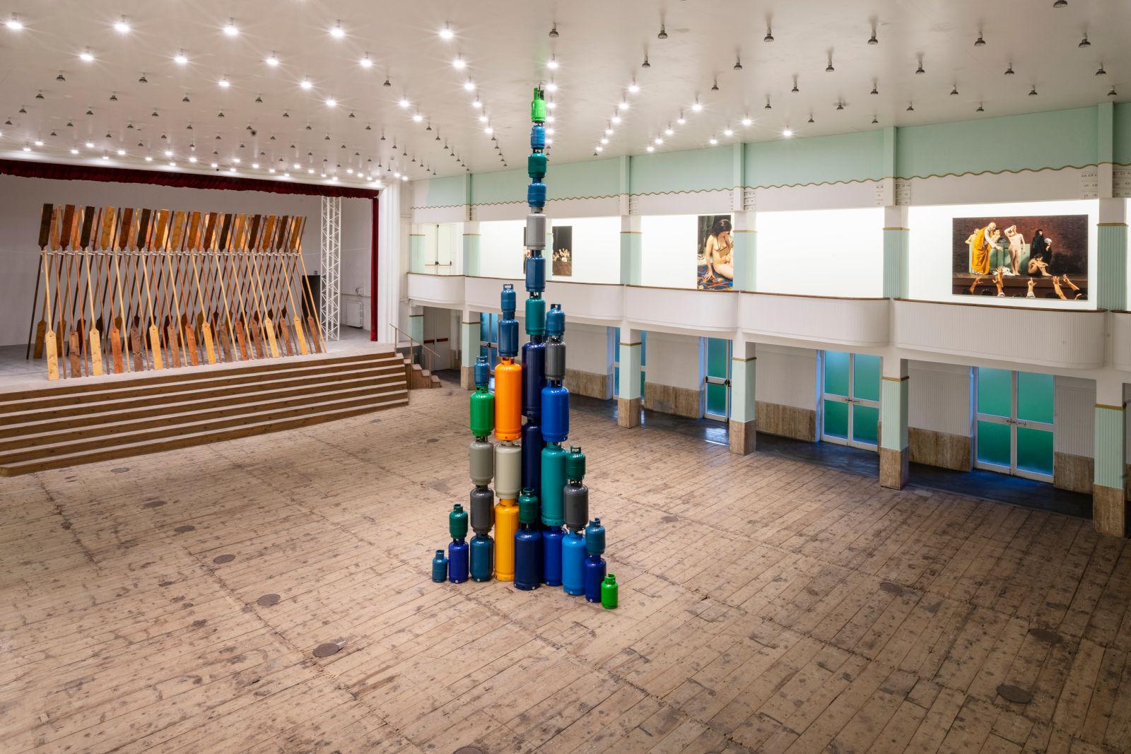 Galleria Continua San Gimignano Moataz Nasr 1