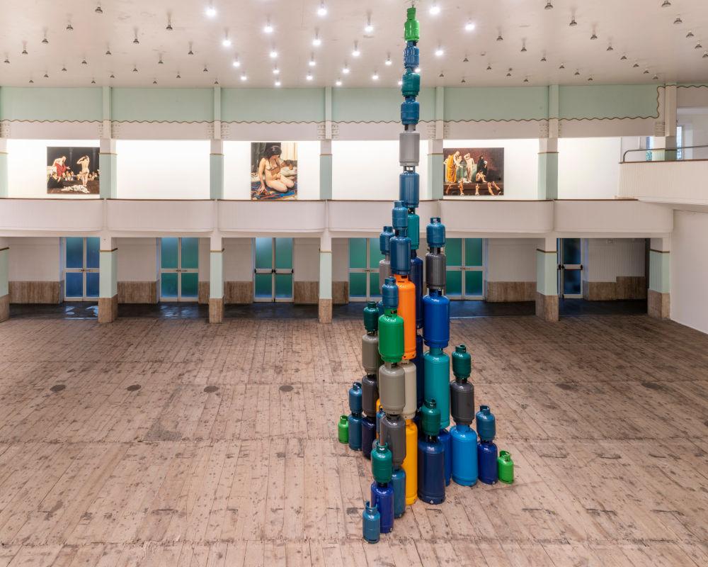 Galleria Continua San Gimignano Moataz Nasr 3