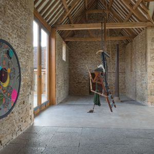 Bharti Kher. A Wonderful Anarchy @Hauser & Wirth Somerset, Bruton  - GalleriesNow.net
