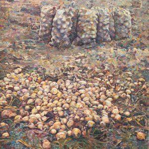 Hung Liu: This Land… @Nancy Hoffman Gallery, New York  - GalleriesNow.net
