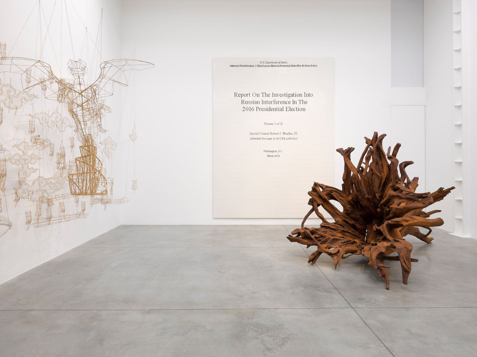 Lisson Gallery Ai Weiwei 1