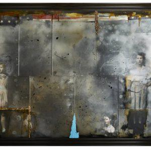 Binding Wires: John Mellencamp and Robert Rauschenberg @ACA Galleries, New York  - GalleriesNow.net